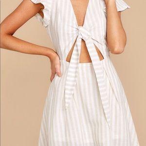 00984da1006  Merci Dresses -   Merci Linen Dress New Never Worn